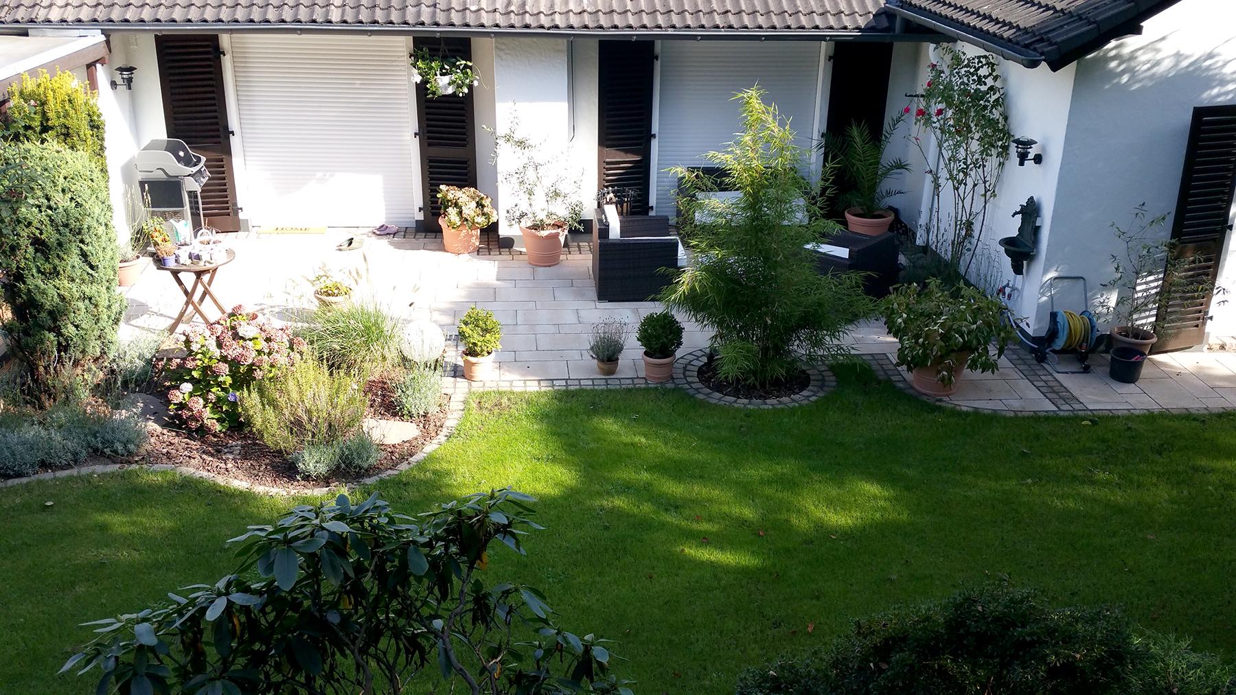 Klassisch individueller Garten